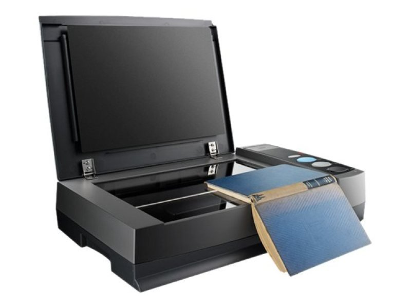 *Plustek Opticbook 3800 Scanner