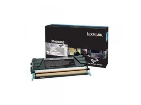 Lexmark X748 Black High Yield Toner Cartridge