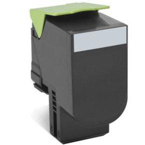 Lexmark 802HKE Black High Yield Toner Cartridge