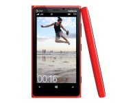 Nokia Lumia 920 Handset Windows Phone Sim Free - Red