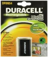 Duracell Dr9954 Digital Camera Battery 7.4v 900mah 6.7wh