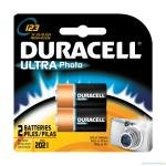 Duracell Dl123 Ultra Power (pack Of 2)