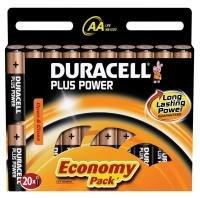 Duracell Plus Power AA Batteries