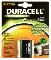 Duracell Dr9706a Camera Battery