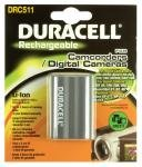 Duracell Drc511 Camera Battery 7.4v 1400 Mah