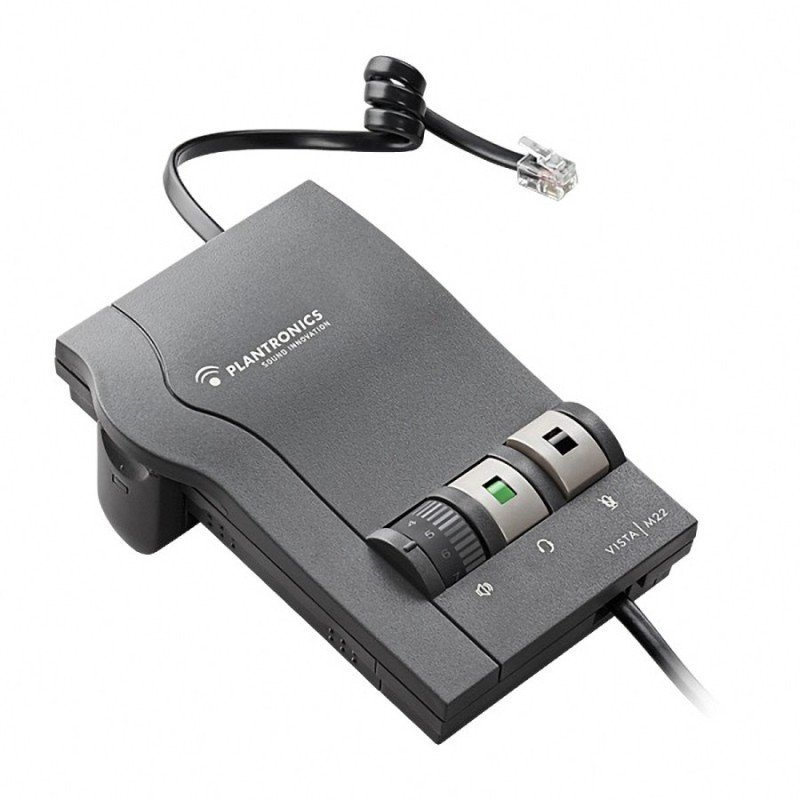 Plantronics Vista M22 Digital Headset Amplifier