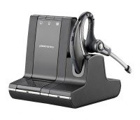 Plantronics W730 SAVI Wireless UC UK Over the Ear DECT Headset