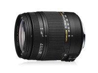 Zoom Lens - 18 Mm. - 250 Mm. - F/3.5-6.3 Dc Macro Os Hsm - Nikon F.