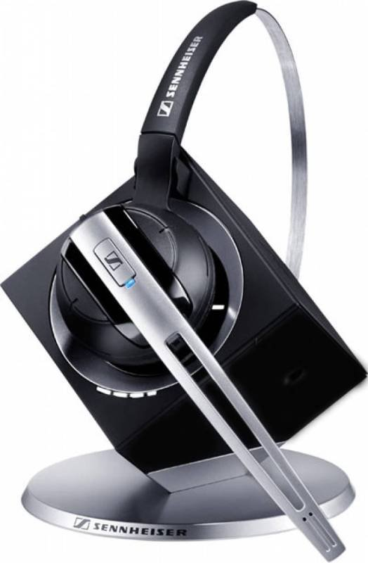 Image of Sennheiser DW 10 Convertible Wireless Office Headset
