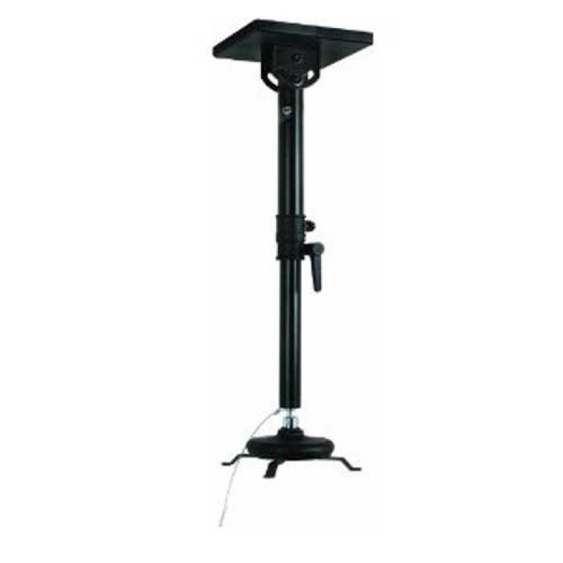 Universal Projector Ceiling Mount With Adjustable Drop For Lcd/dlp Proje