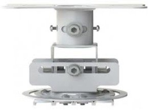 Optoma Flush Universal Ceiling Mount - White
