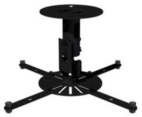 Projector Ceiling Mount For Lcd/led/dlp Projectors Tilt And Swivel 190mm