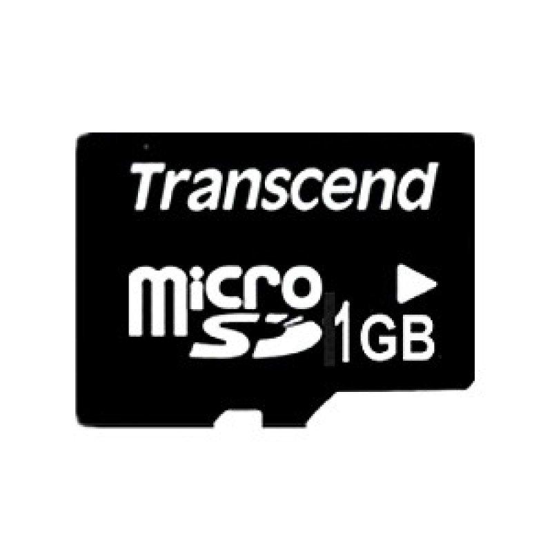 Transcend 1GB microSD Card