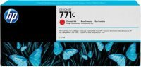 HP 771 Chromatic Red Original, Multi-pack Ink Cartridge - Standard Yield 775ml - B6Y08A