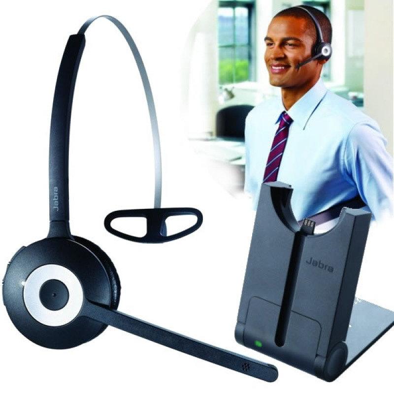 Wireless Headsets Gn Jabra Pro 920 Dect Wireless Headset: Jabra Pro 930 Wireless Headset