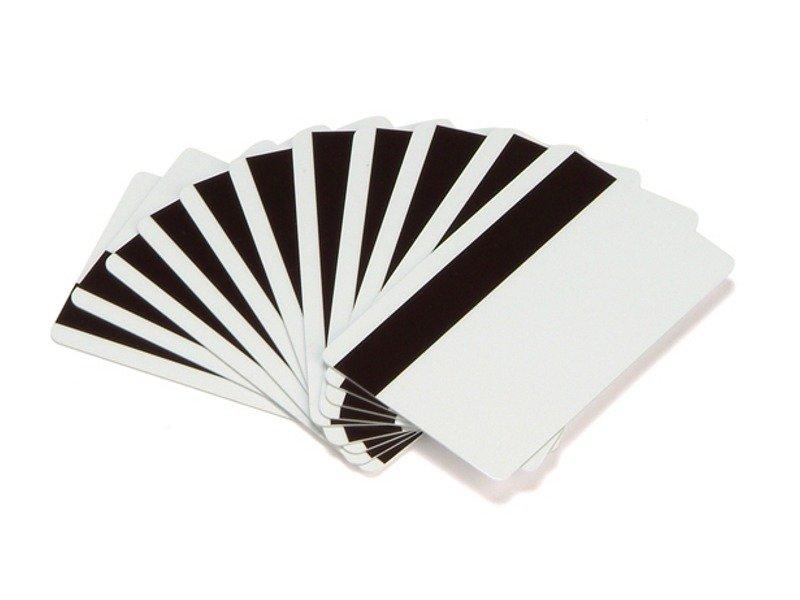 500pk Mag Stripe Card 30mil Hi - Co Premier+