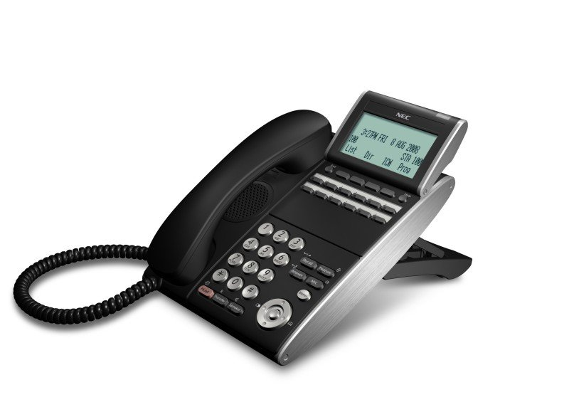 NEC DT710 12-key Telephone with Digital Display