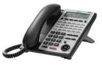 NEC SL1100 24 Key Display IP Terminal - Black