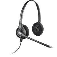 Plantronics HW361N/A Binaural Supraplus Corded Headset - Silver