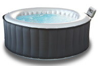 MSPA Silver Cloud Inflatable Hot Tub Spa