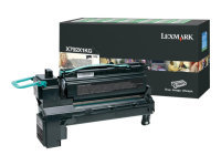 Lexmark X792X1KG Black Extra High Yield Toner Cartridge