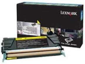 Lexmark C746A3YG Yellow Toner Cartridge