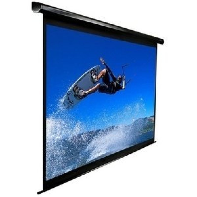 "Elite Screens 119"" Electric Projection Screen"