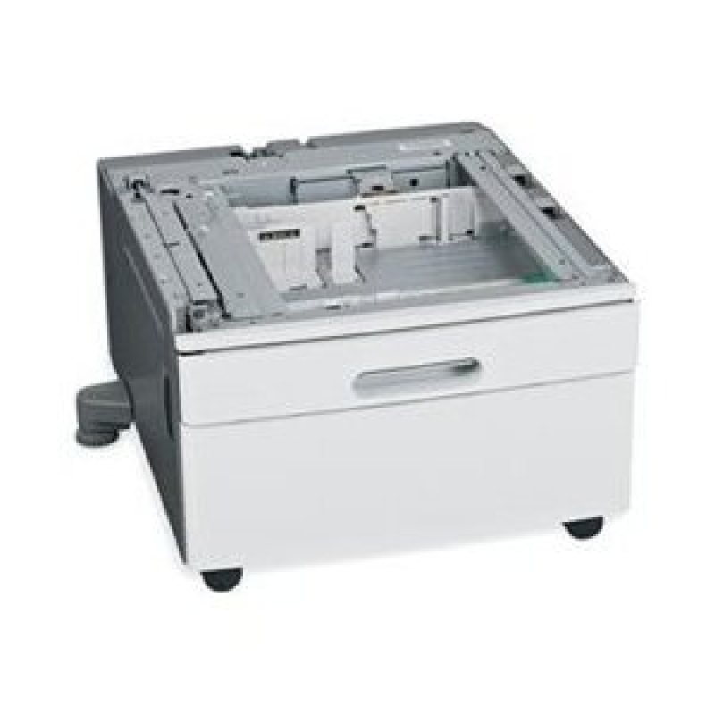 Lexmark 520-Sheet Drawer Stand w/Cabinet