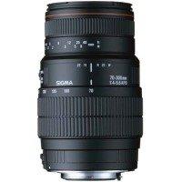 Sigma 509927 70-300mm F4-5.6 Dg Macro Telephoto Zoom Lens - Canon Fit