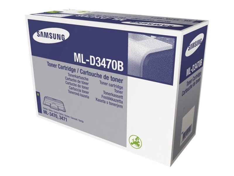 Samsung ML-D3470B Black Toner Cartridge