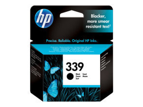*HP 339 Black Ink Cartridge - C8767EE