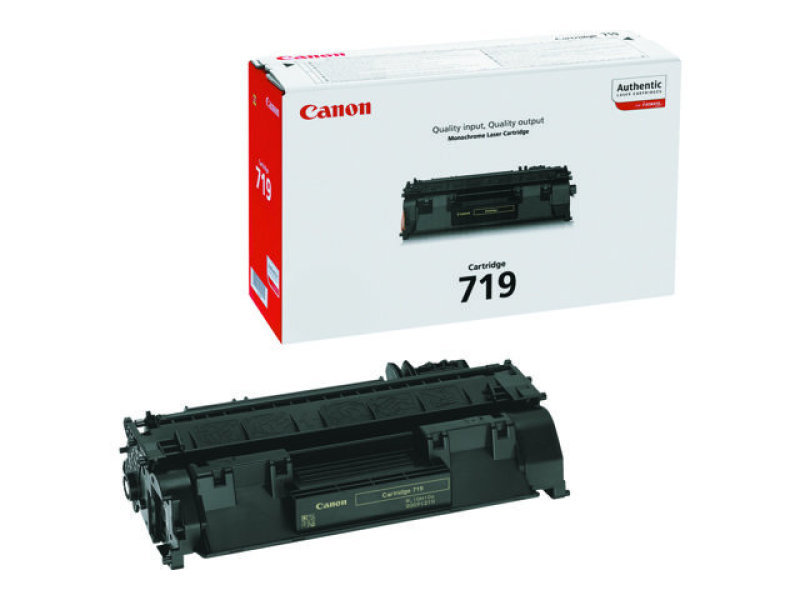 Canon CRG-719 LASER CARTRIDGE 2100P - FOR 6300/6650/MF58XX