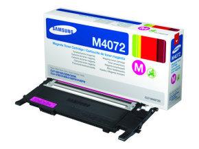 *Samsung CLT-M4072S Magenta Toner Cartridge - 1,000 Pages
