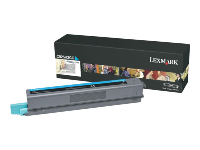 Lexmark C925 Cyan Toner Cartridge