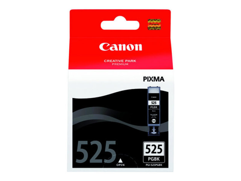 Canon PGI 525 PGBK Black Ink cart