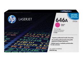 HP 646A Magenta Toner - CF033A