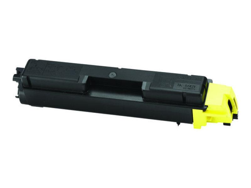 Kyocera TK-590Y Yellow Toner cartridge