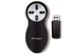 Kensington Wireless Presenter - Black