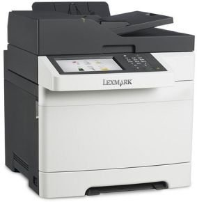 Lexmark CX510DHE Multifunctional Colour Laser Printer