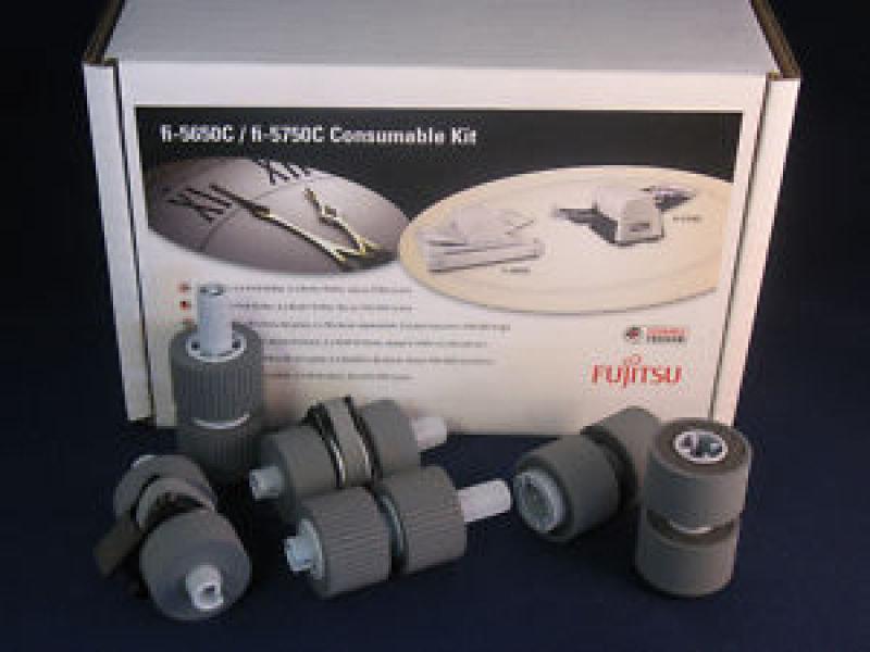 Cons kit FI-5650/5750/Pad Assy/Pick Roll