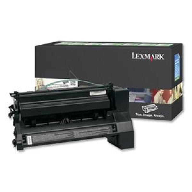 Lexmark Black High Yield Cartridge