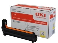 Oki C711 Yellow Image Drum