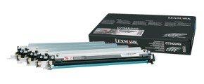 Lexmark 0C734X24G Photoconductor Unit 4 Pack