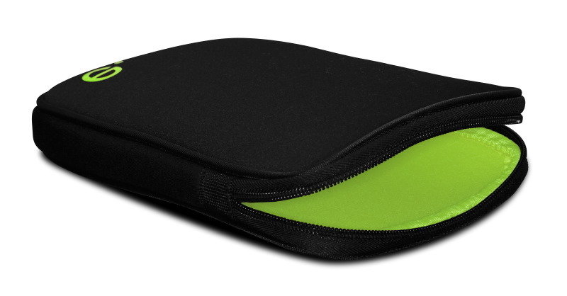 Image of La Robe for HDD 2.5 - Black/Wasabi