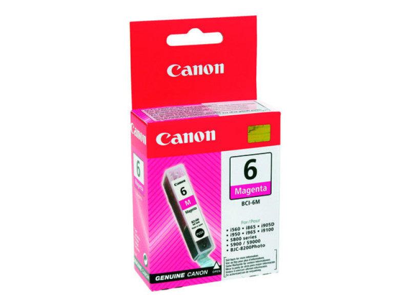 Canon BCI 6M Magenta Ink Cartridge