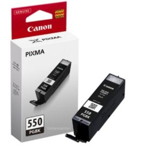 Canon PGI-550xl Black Ink Cartridge - 620 Pages