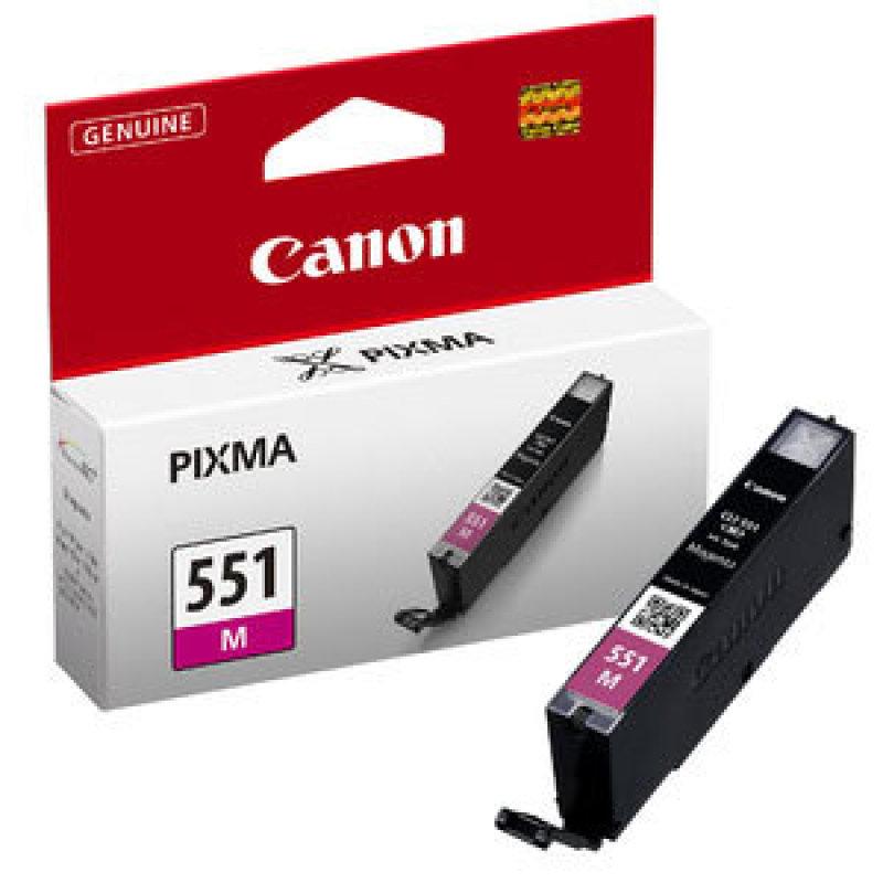 Canon Cli-551 Ink Cartridge - Magenta