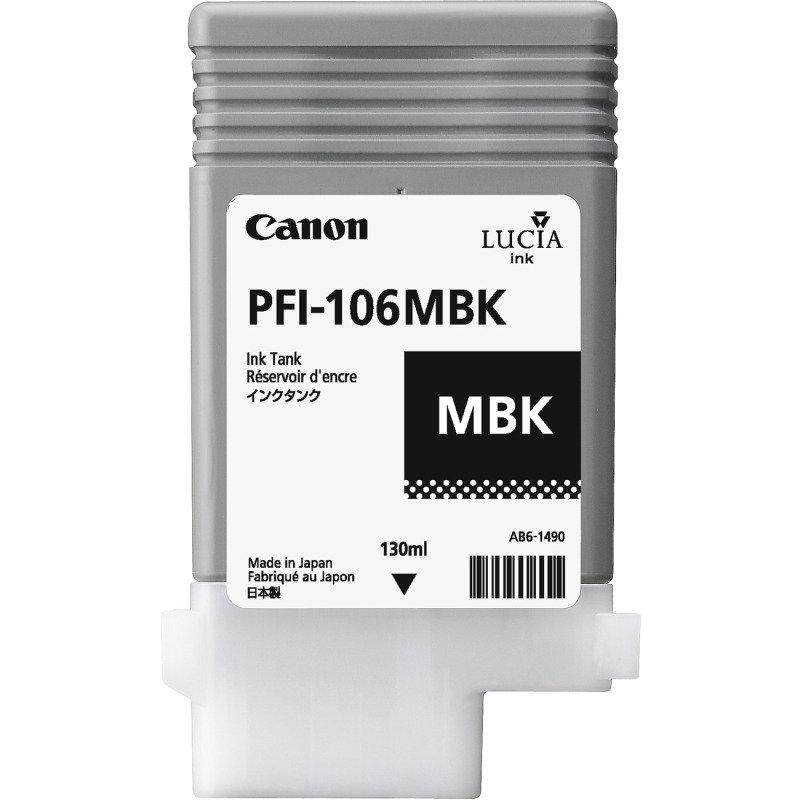 Canon PFI-106MBK Matte Black Ink Tank