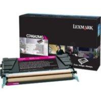 Lexmark Toner cartridge - Magenta - 7000 pg