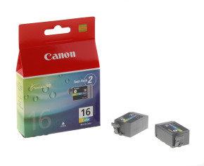 Colour Cartridges Twin Pack 9818a002